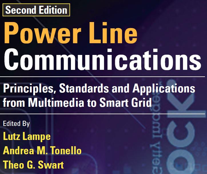 Power Line Communications Book