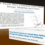 Swash mass helicopter