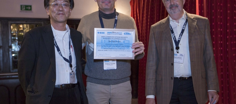 Best Paper Award and Best Student Paper Award ISPLC 2016