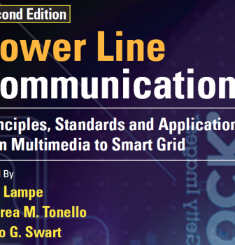 Power Line Communications Book