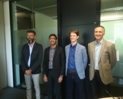 PhD on MIMO Lens Antennas Completed