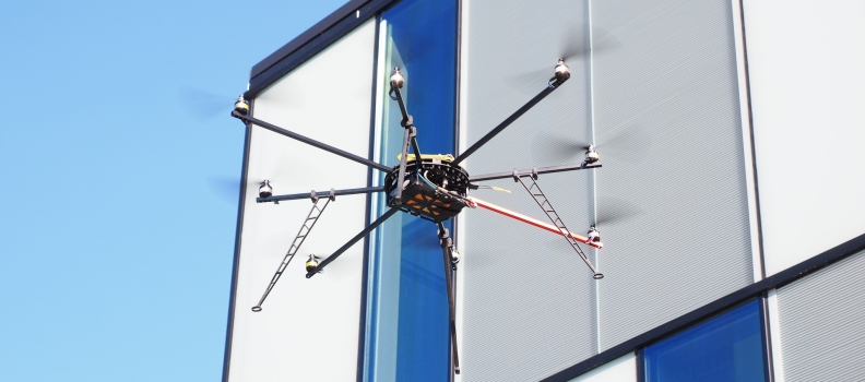 Drones for Comms and Comms for Drones