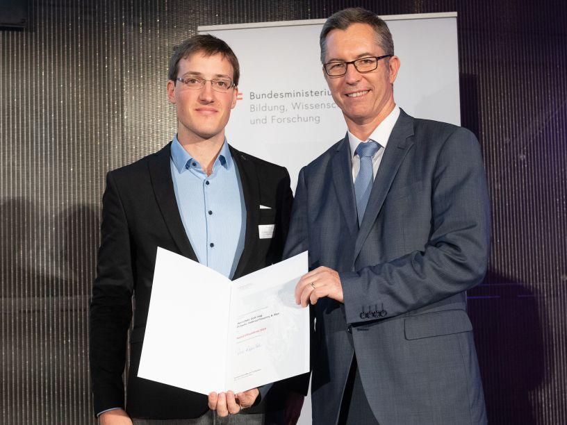 Best PhD Dissertation Award